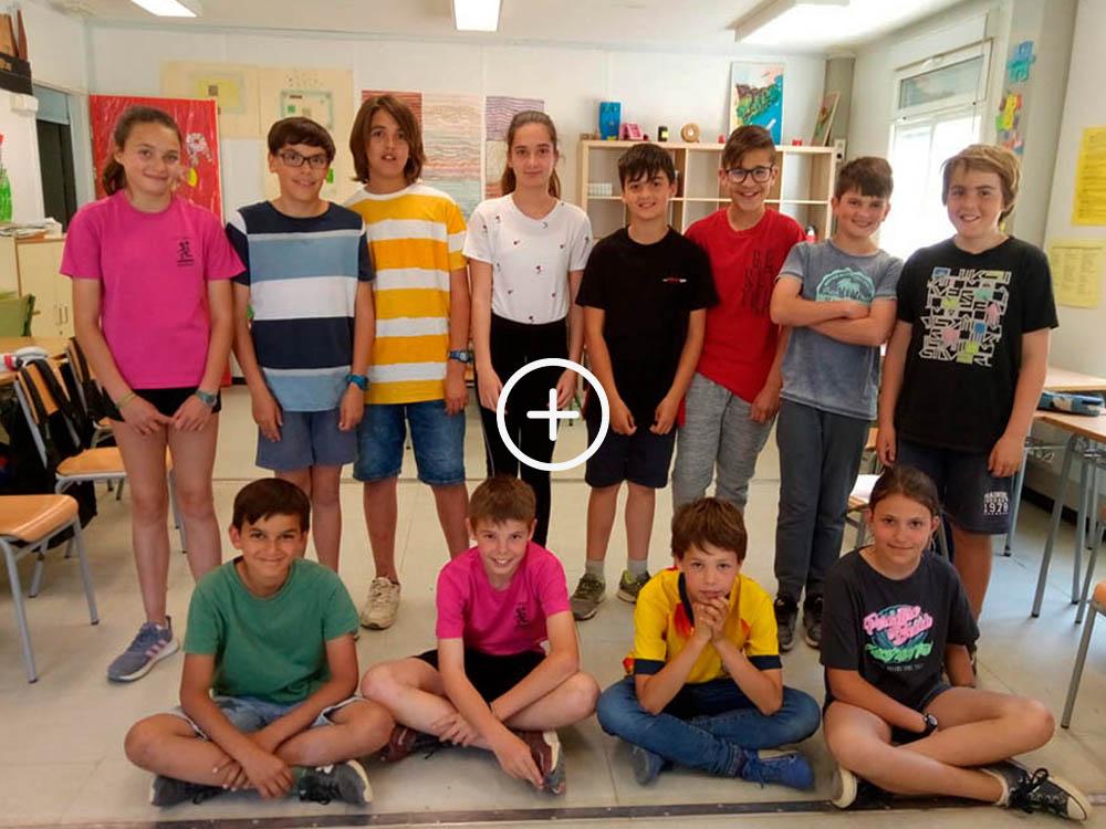 Fotografies programa La sardana a l'escola 2018/2019