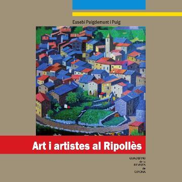 imatge portada: Art i artistes al Ripollès