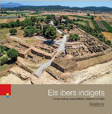 imatge portada: Els ibers indigets