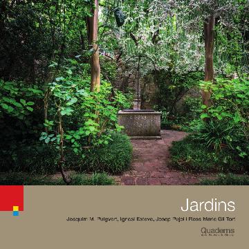 imatge portada: Jardins