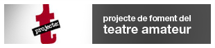 t de teatre