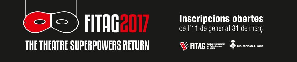 Inscripcions FITAG 2017