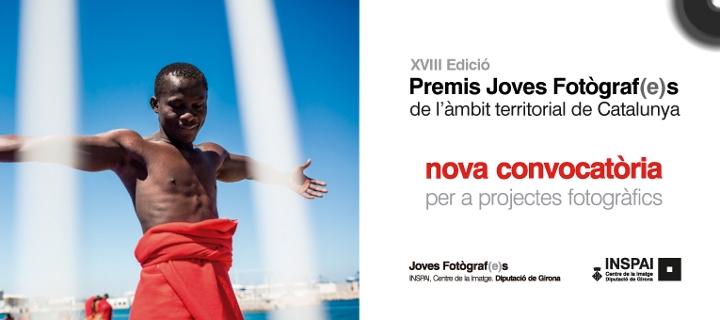 XVIII Premis Joves Fotògraf(e)s