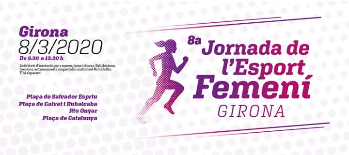 8ª Jornada de l'Esport Femení