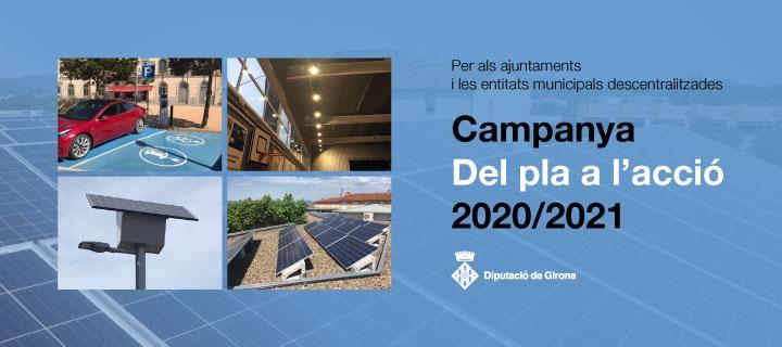 2,3 milions d'euros a executar 387 accions per millorar l'eficiència energètica a les comarques gironines