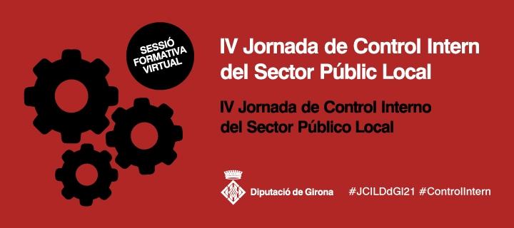 IV Jornada de Control Intern del Sector Públic Local