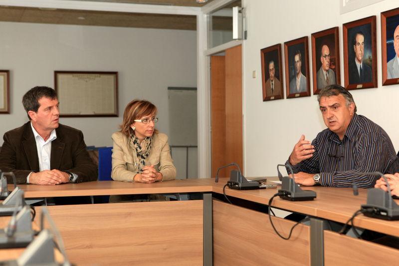 Foto 1 : L'Ajuntament de l'Escala ha modernitzat el sistema de gestió administrativa