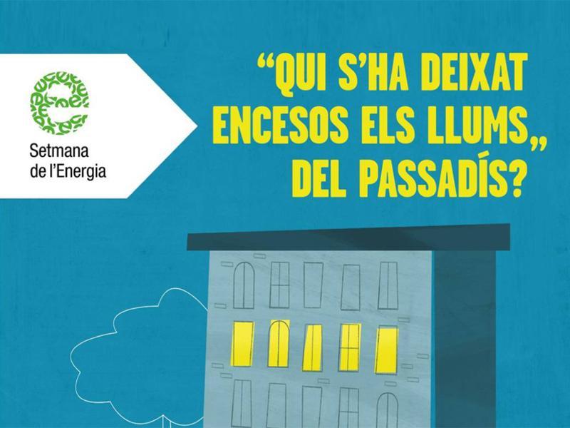 Foto 1 : <p>La Setmana de l&rsquo;Energia proposa m&eacute;s de 300 activitats per millorar els h&agrave;bits en el consum energ&egrave;tic</p>