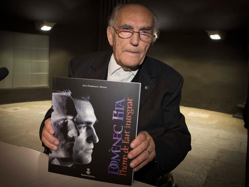 Foto : El llibre ha estat impulsat per la Fundació Fita i editat per la Diputació de Girona