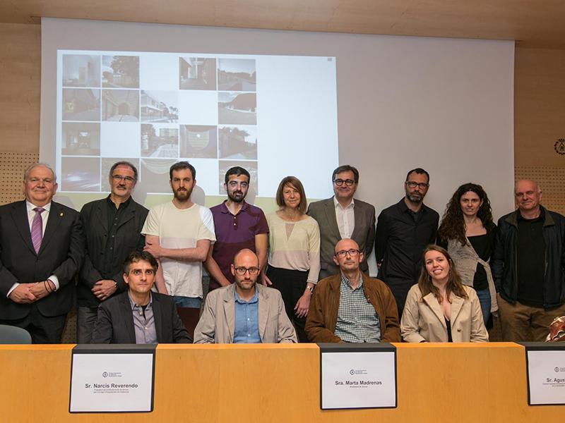 Foto 1 : <p>Els Premis d&rsquo;Arquitectura guardonen les obres m&eacute;s significatives de les comarques gironines</p>