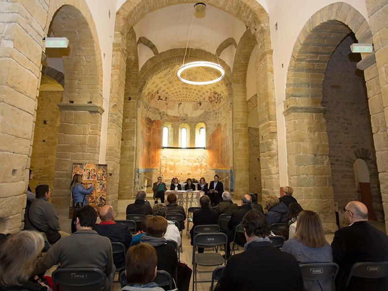 Foto 2 : <p>&laquo;Quaderns de la Revista de Girona&raquo; dedica una nova monografia a Cru&iuml;lles</p>