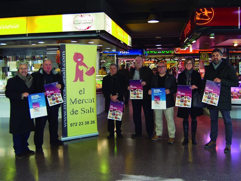 Foto 1 : Calendari solidari per recaptar fons per a la recerca biomèdica