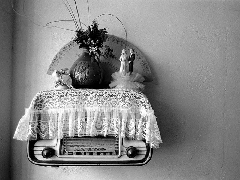 Foto : Fotografia de l'exposició Retrats de la memòria. Elisabet Serra
