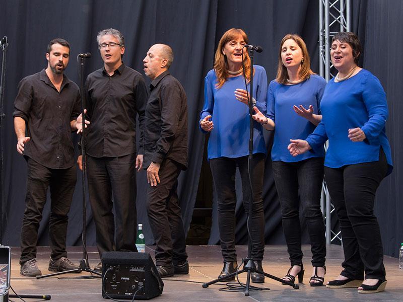 Foto 3 : Grup Fusions de Palamós. Fotògraf: Martí Artalejo.