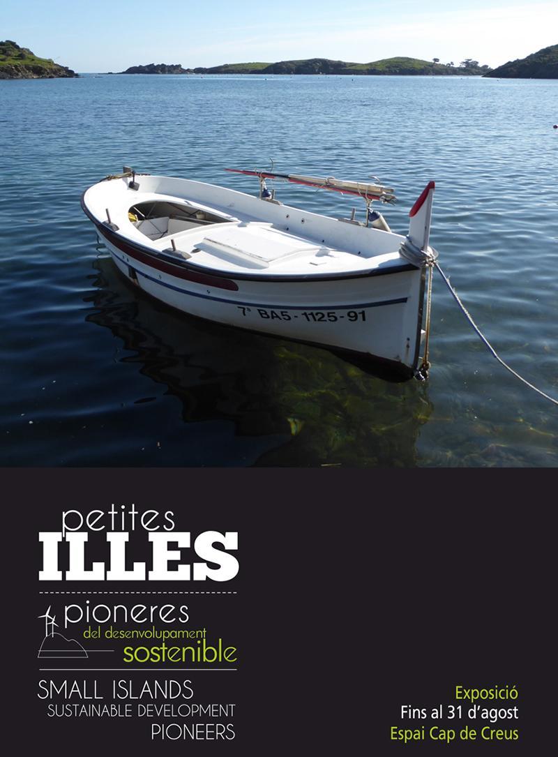 Foto 2 : <p>&laquo;Petites illes mediterr&agrave;nies&raquo;, a l&rsquo;espai Cap de Creus</p>