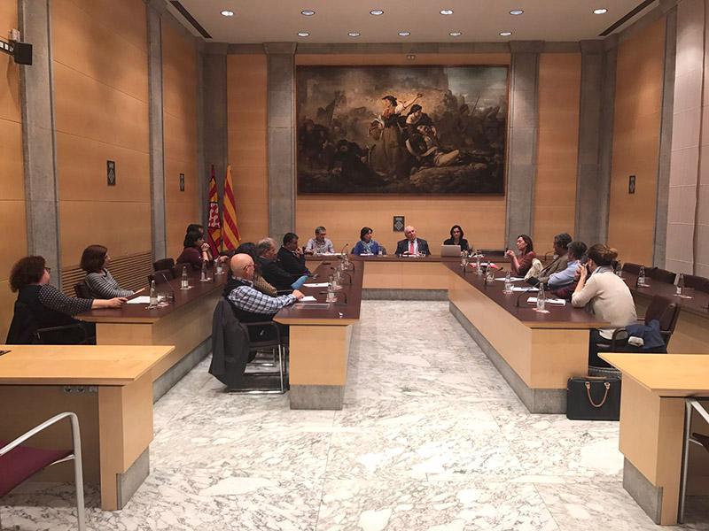 Foto 1 : <p>La Diputaci&oacute; elabora un document de suport als ajuntaments i als consells comarcals en mat&egrave;ria d&rsquo;ocupaci&oacute; d&rsquo;habitatges</p>