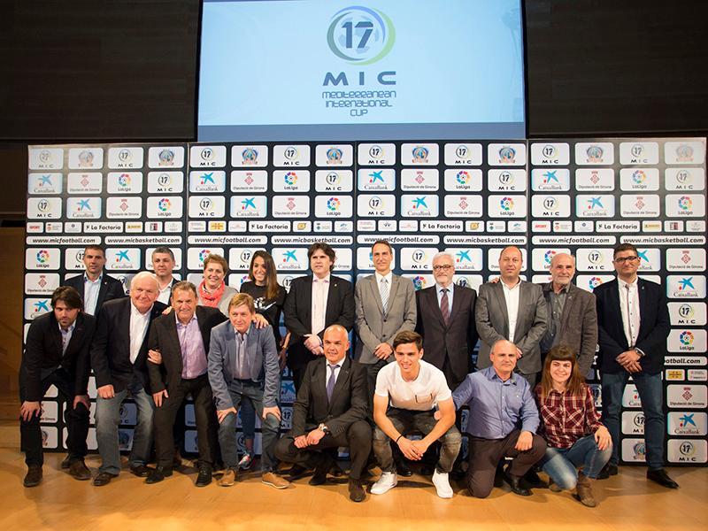 Foto 1 : <p>El MIC incorpora, com a novetat, el torneig MICBasketball</p>