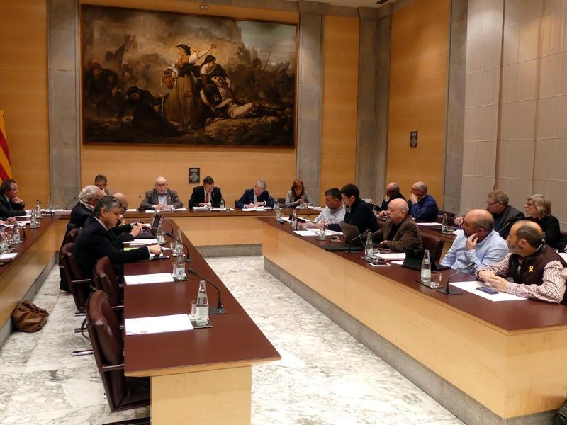 Foto 4: <div>La Diputació aprova les subvencions del Fons de Cooperació Econòmica i Cultural per a l'any 2019<br></div>