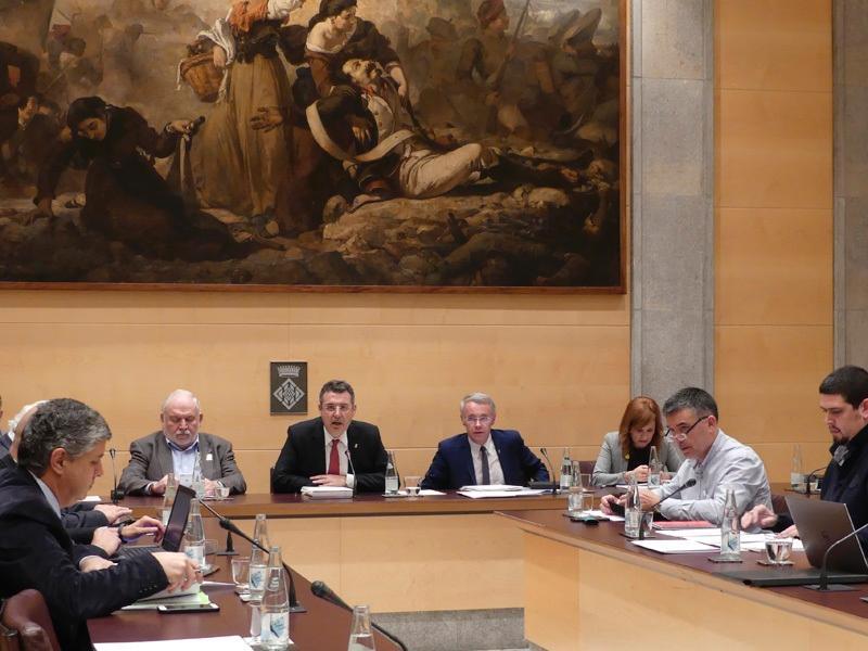Foto 3 : <div>La Diputació aprova les subvencions del Fons de Cooperació Econòmica i Cultural per a l'any 2019<br></div>