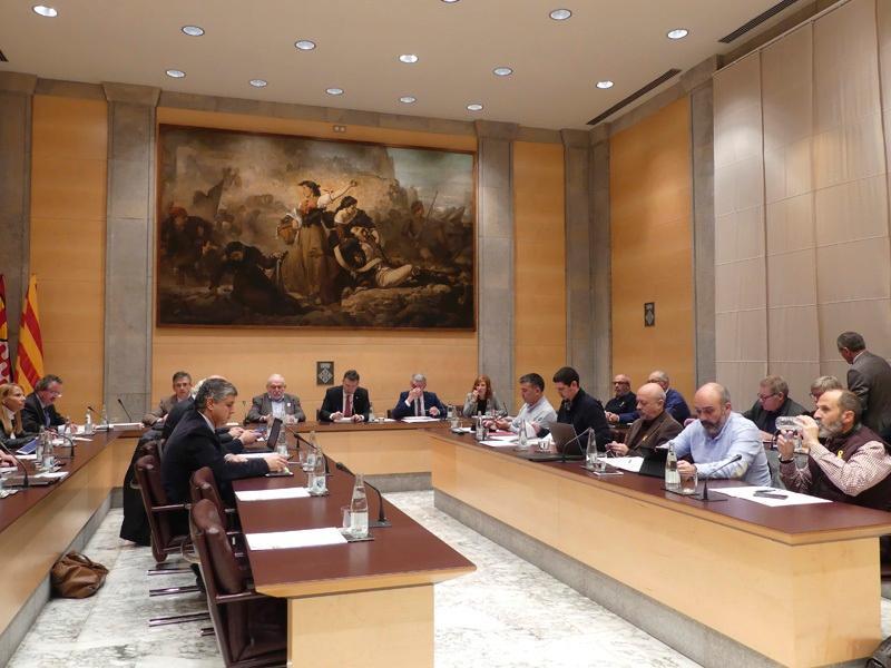 Foto 1 : <div>La Diputació aprova les subvencions del Fons de Cooperació Econòmica i Cultural per a l'any 2019<br></div>