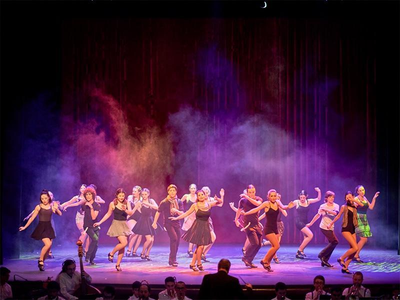 Foto 3 : Pessics de Broadway. Foto: Joan Agramunt.