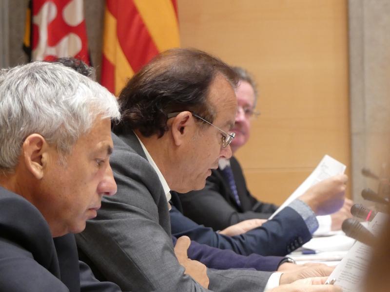 Foto 4: La Diputació aprova convenis per gestionar el servei d'intervenció especialitzada per a dones que pateixen violència masclista