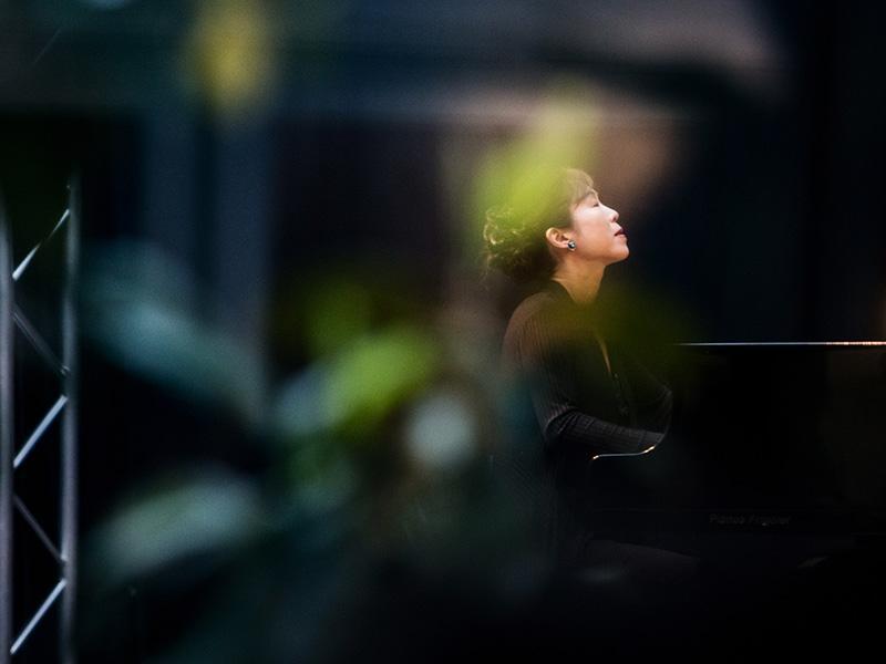 Foto 17: El concert de la Fundació Pau Casals dona el tret de sortida al Pati Cultural 2018