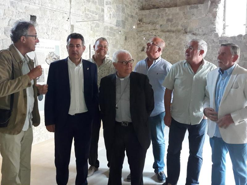 Foto 2 : El monestir de Sous celebra la festivitat de Sant Llorenç<br>