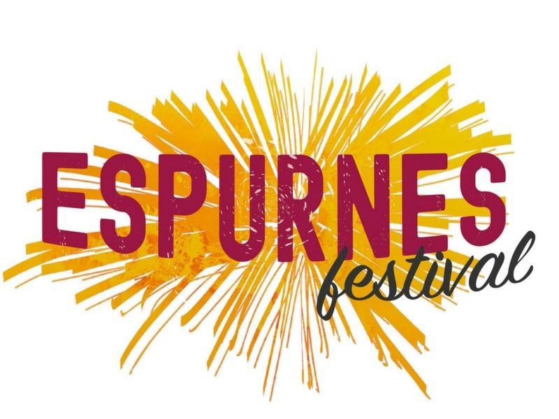 Foto : logotip del festival Espurnes