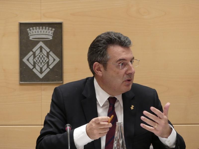 Foto 3 : La Diputació de Girona aprova un pressupost general de 141 milions d'euros per a l'exercici de 2019, 8 milions més elevat que el de l'any passat<br>