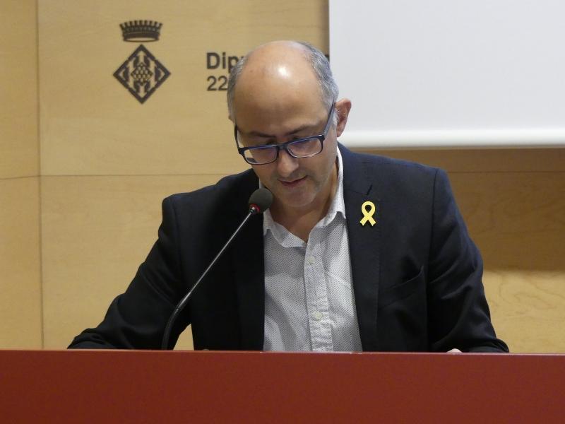 Foto 6: Presentació de la nova integració al Sistema d'Informació Territorial Municipal (SITMUN)<br>