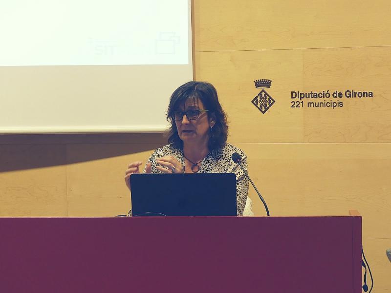 Foto 7: Presentació de la nova integració al Sistema d'Informació Territorial Municipal (SITMUN)<br>