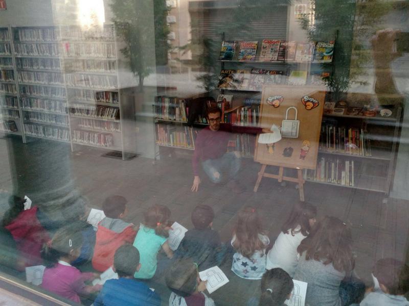Foto 2 : Biblioteca de Puigcerdà