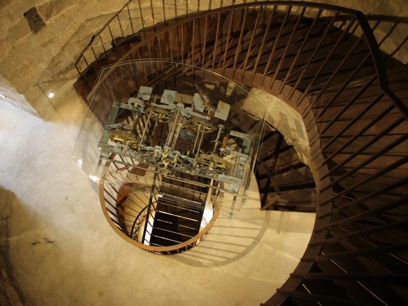Foto 4: Restaurada la torre de les Hores de Pals<br>