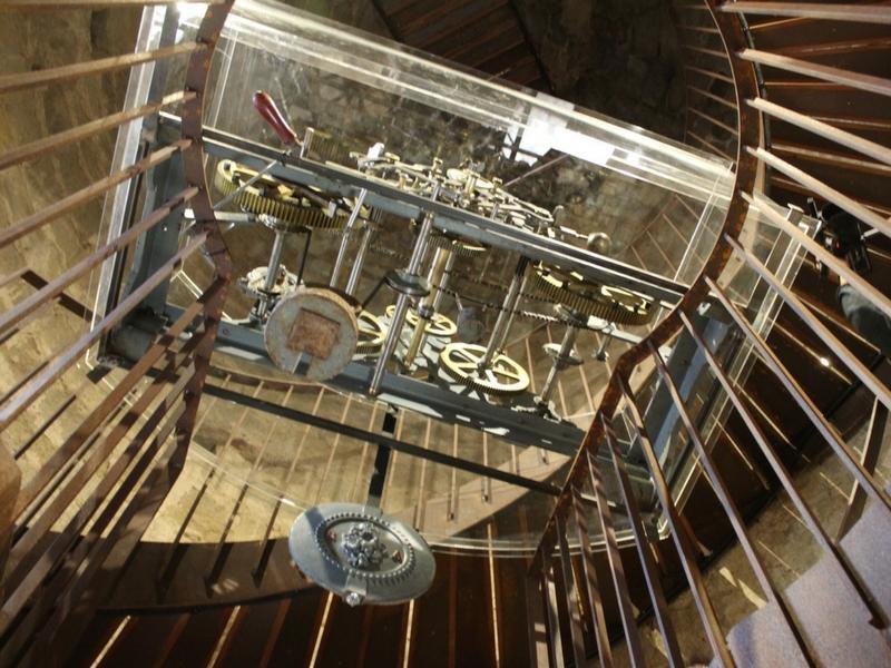 Foto 5: Restaurada la torre de les Hores de Pals<br>