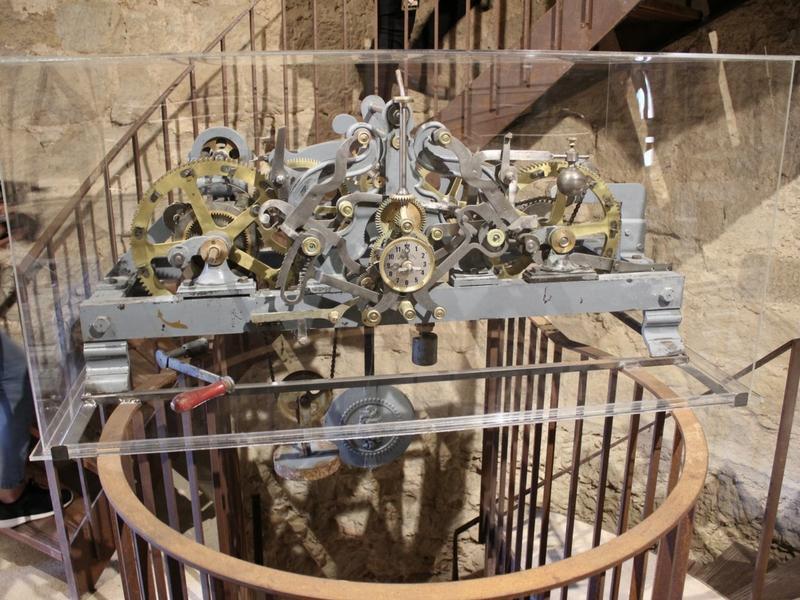Foto 6: Restaurada la torre de les Hores de Pals<br>