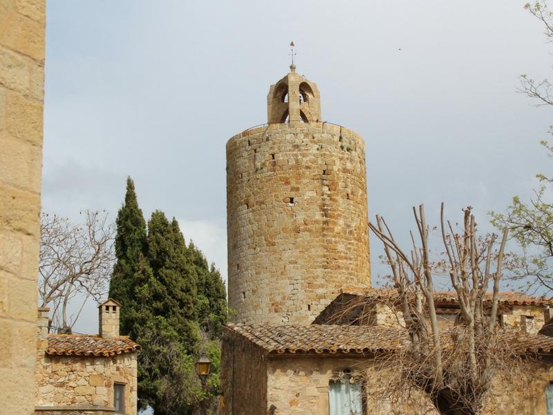 Foto 8: Restaurada la torre de les Hores de Pals<br>
