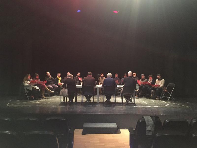 Foto 2 : El cicle de teatre Escenaris presenta la seva quinzena edició