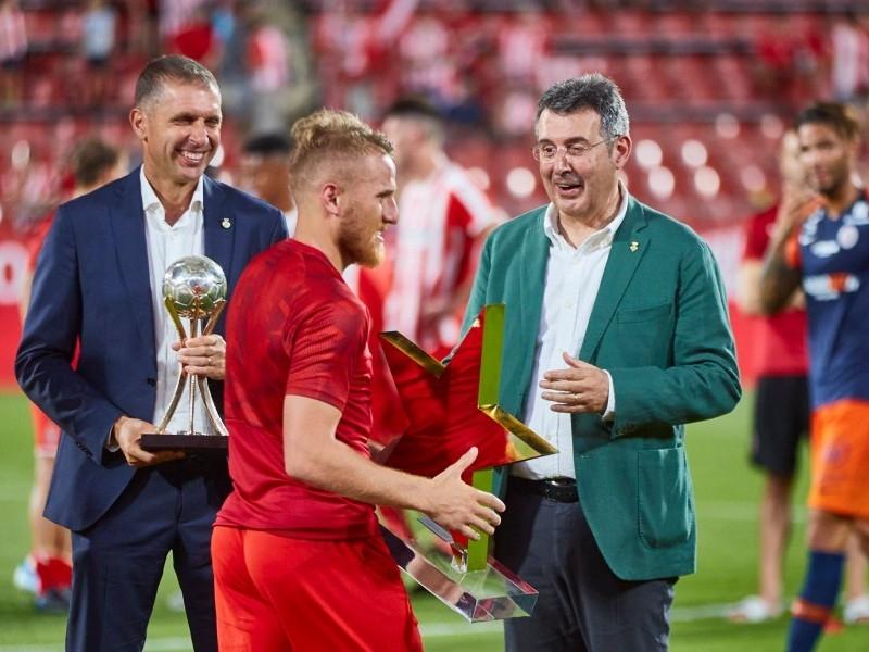 Foto 2 : El Montpellier s'emporta el 43è Trofeu Costa Brava<br>