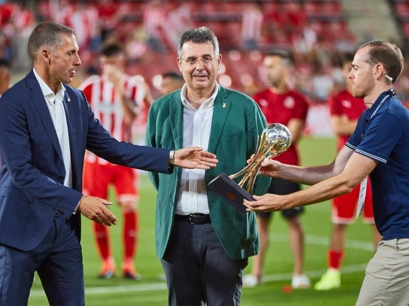 Foto 5: El Montpellier s'emporta el 43è Trofeu Costa Brava<br>