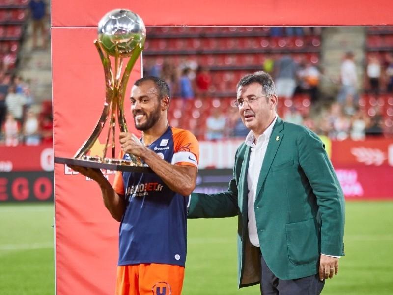 Foto 6: El Montpellier s'emporta el 43è Trofeu Costa Brava<br>