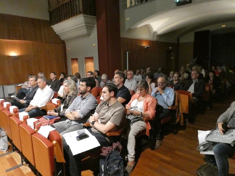 Foto 2 : XI Col·loqui Internacional d'Estudis Transpirinencs