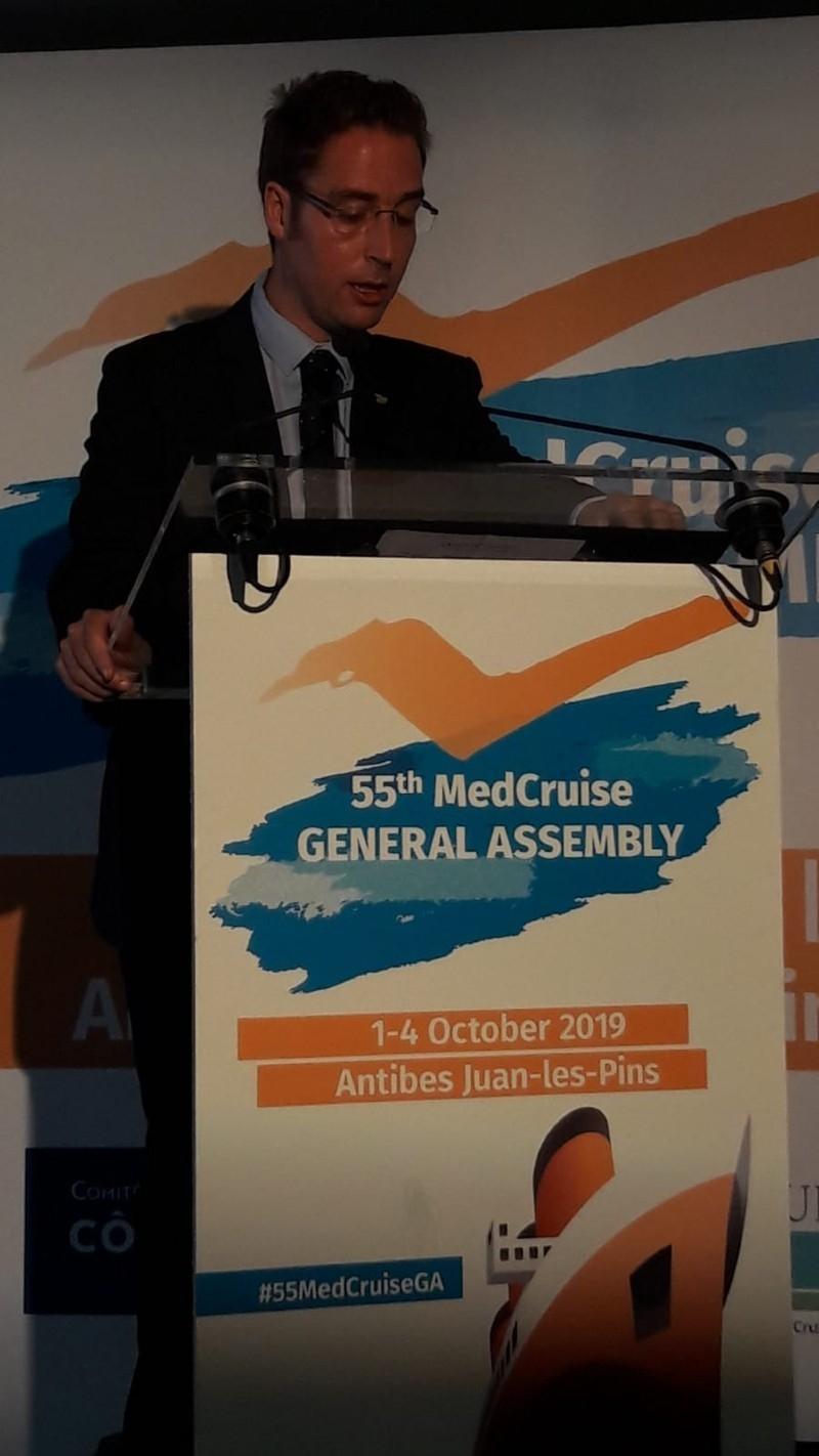 Foto 5: La Costa Brava acollirà l'assemblea general de Medcruise de 2020