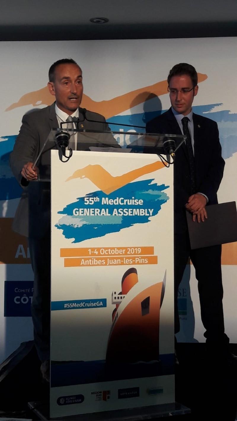 Foto 2 : La Costa Brava acollirà l'assemblea general de Medcruise de 2020