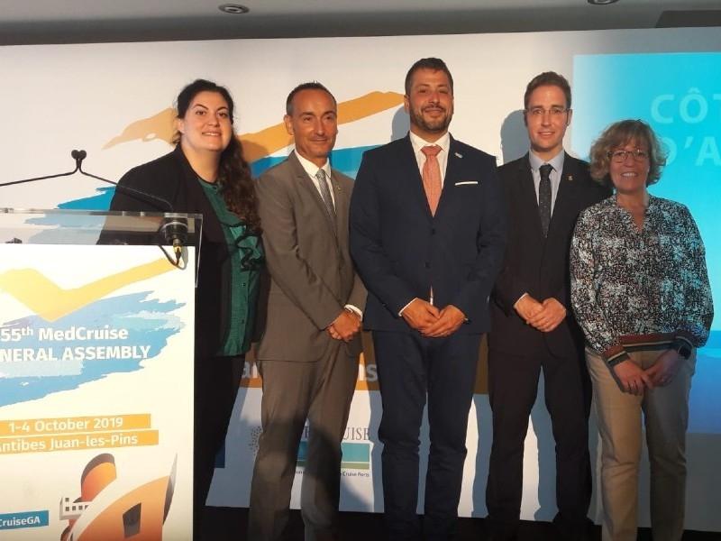 Foto 3 : La Costa Brava acollirà l'assemblea general de Medcruise de 2020