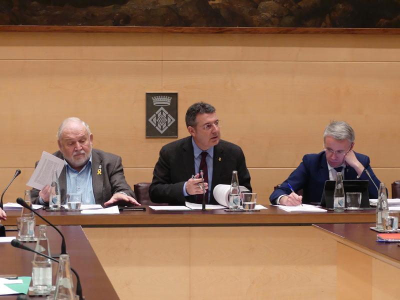 Foto 3 : La Diputació de Girona aprova les bases reguladores de subvencions per al foment de programes i projectes educatius