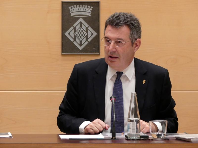 Foto 3 : <p>La Diputaci&oacute; de Girona aprova els primers pressupostos del nou mandat 2019-2023</p>