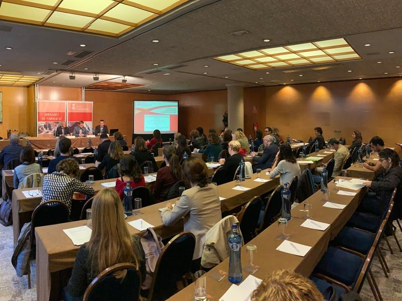 Foto 3 : La sisena sessió del VII Seminari de XALOC torna a versar sobre la contractació pública i el procediment administratiu <br>