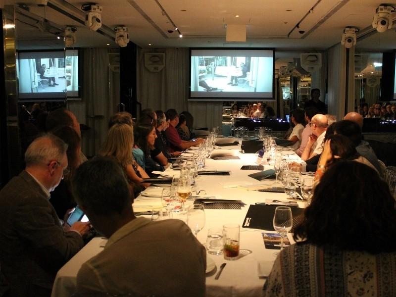 Foto 3 : L'oferta turística cultural gironina i Temporada Alta es presenten a Madrid<br>