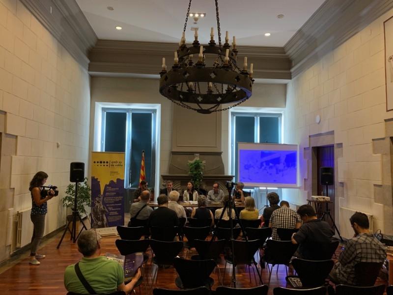 Foto 3 : Tercera edició del festival Amb so de Cobla, a Palamós